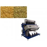 Quality Intelligent multifunction CCD cotton seed color sorter for sale