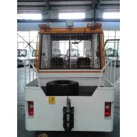 Wholesale Lithium Battery Electric Baggage Tractor , Aircraft Tow Truck HFDQY250E from china suppliers
