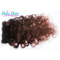 Wholesale Pure Body Wave Malaysian Clip In Curly Hair Extension Virgin Human Hair from china suppliers