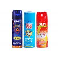 China Insect Control Fly Insecticide Spray , Mosquito Insect Repellent Spray For Home on sale
