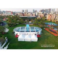 Wholesale Outdoor Clear Wedding Party Tents for Outdoor Parties with Chairs and Tables from china suppliers