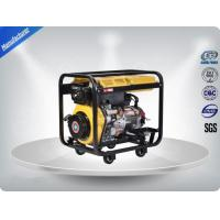 China 4.5kva Small Portable Diesel Generator Portable Silent Generator For Hotel for sale