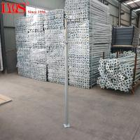 Buy cheap Hot Sale Galvanized Adjustable Steel Jack Post Shoring Props from wholesalers
