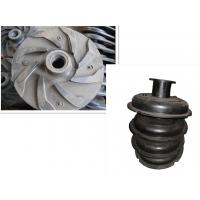 Wholesale Stainless Steel Small Rubber Slurry Pump , Heavy Duty Slurry Pump Horizontal from china suppliers