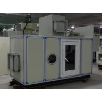 Buy cheap Fully Automatic Silica Gel Dehumidifier , Industrial Desiccant Air Dryer 21.04kw from Wholesalers
