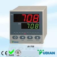 Wholesale PID / ON/OFF Process Digital Temperature Controller AI-708P ( Pt100, E, N, T, W, U, L) from china suppliers
