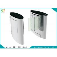 Wholesale Pedestrian Access Control Turn Style Speed Gates 30-40 People / Minute from china suppliers