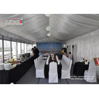 Wholesale Outdoor Party Catering Tent Commercial Party Tent with Luxury Glass Wall from china suppliers