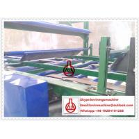 China Flow Slurry Method Fiber Cement Board Production Line , Steel Texture Roll Forming Machinery on sale