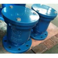China DN80 PN16 One Port Vent Air Release Valve With ABS Flaoting Ball on sale