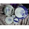 China 20/24pcs porcelian dinnerware set from BEILIU Manufacturer for sale