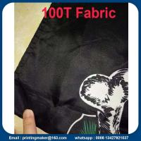 Buy cheap Advertising Durable 110 g Knitted Polyester Flag from wholesalers
