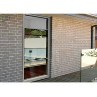 Wholesale Aluminium Alloy Double Hung Vertical Sliding Windows With Single/Double Glazing from china suppliers