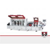 Wholesale High Precision Wood Edge Banding Machine With Rough Trimming 10 - 60mm Thickness from china suppliers