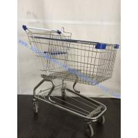 Wholesale German Style Wire Shopping Rolling Trolley With Telescopic Handle from china suppliers