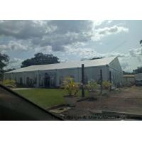Buy cheap Aluminum Frame Luxury Wedding Marquee / Commercial Event Tents from wholesalers