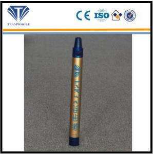 Quality Blasting / Mining Rock Drill Tools, 20-100m Depth TSK Series DTH Hammer for sale