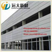 China ALC Insulated Interior Wall Panels on sale