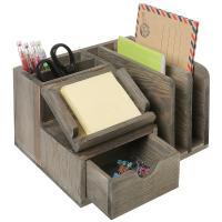 Wholesale Student Neat Wood Desk Organizer Accessories Mdf Multi Functional from china suppliers