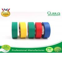 Quality Flame Retardant Single Side Adhesive PVC Electrical Tape , Width 1-4 Cm for sale