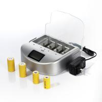 Wholesale Rapid Universal Smart Charger , AA AAA C Cell D Cell Battery Charger 9V Ni-MH Ni-Cd from china suppliers