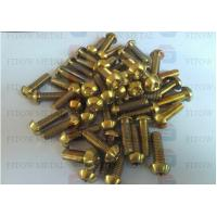 Wholesale ISO7380 Gr5 Titanium Hex Socket Button Head Screws from china suppliers