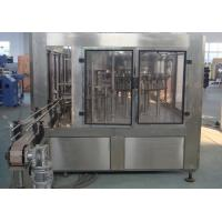 Buy cheap Rotary Carbonated Drink Filling Machine Filling Production Line 5000 BPH from wholesalers