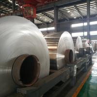Wholesale Jumbo Roll Industrial Aluminum Foil Rolls For Radiator Pharmaceutical Package from china suppliers