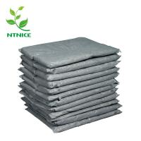 China ISO 9000:2008 100% PP grey industrial universal Spill Control Absorbent pillow on sale