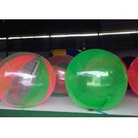 Wholesale Rental Dia 2m Children Blow Up Water Toys Inflatable Walking Water Ball from china suppliers