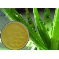 Wholesale Food / Cosmetic Grade Aloe Vera Extract Powder Promoting Blood Circulation from china suppliers