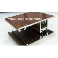 Wholesale Acid Resistant Anodized Curtain Wall Aluminum Frame For Decoration Smooth Edges from china suppliers