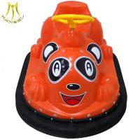 Wholesale Hansel amusement park plastic mini battery operated bumper car for sale from china suppliers