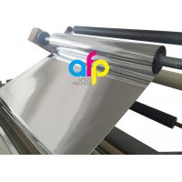 Wholesale 1 Inch Core Glossy Metalized Thermal Lamination Film BOPP / PET Material from china suppliers