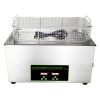 Wholesale 500 Watt Heated Ultrasonic Lab Equipment 30L With Transducer Science Device from china suppliers