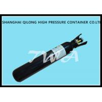 Wholesale Black / White Industrial Stainless Steel Gas Bottle Co2 N2o 46.7L from china suppliers