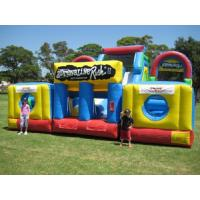 Wholesale Large Comercial Ultimate Inflatable Obstacle Course For Adult from china suppliers