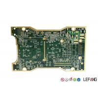 Buy cheap ENIG Surface Multilayer PCB Board 10 Layers Automobile Diagnosis Equipment from wholesalers