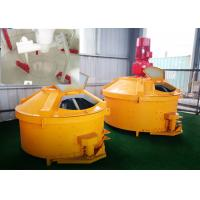 China Planetary Industrial Concrete Mixer 55kw Power High Homogenization Steel Material for sale