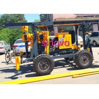 Buy cheap CE Core Drilling Machine XYT-200 Drilling Depth 280m Max Drilling Diameter 380mm from Wholesalers