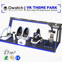 Wholesale Entertainment project design vr equipment Coin System VR theme park ride from china suppliers