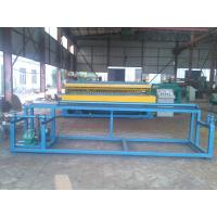 Buy cheap High Efficiency Steel Roll Mesh Welding Machine For 3mm - 6mm Wire Diameter from wholesalers