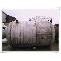 Wholesale 240 Gallon Stainless Steel Air Receiver Tank Horizontal Orientation SGS Approved from china suppliers