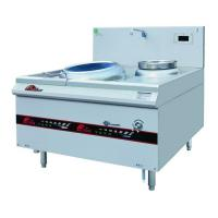 Wholesale Catering Equipment  Electromagnetic Bouble Burner Small Frying Stoves from china suppliers