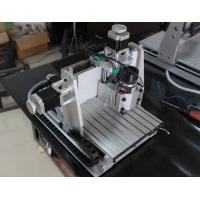 Quality Desktop CNC Milling Machine / CNC Metal Engraving Machine / CNC PCB Drilling Machine for sale