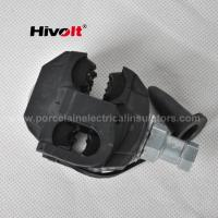 Wholesale High Reliable Insulation Piercing Connector / Metal Cable Clamps For Distribution Lines 1kV Cables from china suppliers