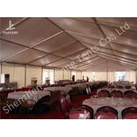 Wholesale Large Buffet Waterproof Party Tents For Hire 10X30 Temporary Aluminium Frame Marquee from china suppliers