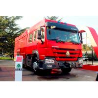 Wholesale Sinotruk Howo 4x2 6m3 Fire Fighting Truck With Foam Water Tank from china suppliers