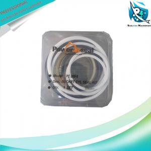 China Hot sale good quality pc200-8 bucket cylinder seal kit for KOMATSU excavator on sale