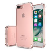 Buy cheap Anti - Scratch Slim Apple Cell Phone Cases Clear Back Cover For IPhone 7 Plus from Wholesalers